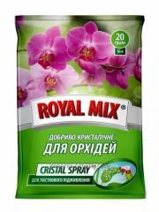 Удобрение Royal Mix Сristal Spray для орхидей