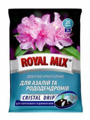 Удобрение Royal Mix Cristal Drip для азалий и рододендронов