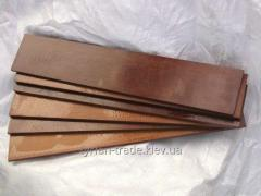 Textolite blades for vacuum pumps