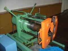 Пресс для снятия внутренних и лабиринтных колец