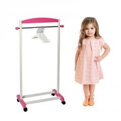 Стойка для одежды Fenster Умка Розовый