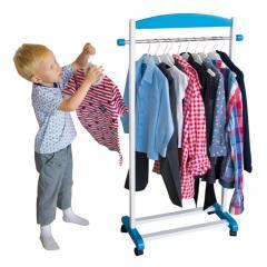 Стойка для одежды Fenster Умка Синий
