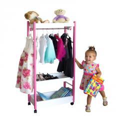 Стойка для одежды Fenster Малюк Розовый