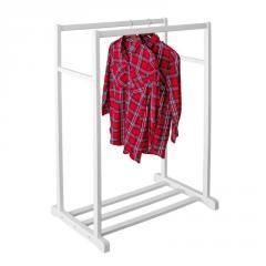 Стойка для одежды Fenster Визит 2 Белый