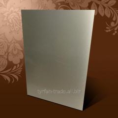 Анодированный алюминий листовой (под золото шампань матовое)
