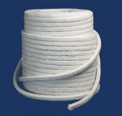 Асбестовый шнур шаон (порезка от 1 пог.метра)