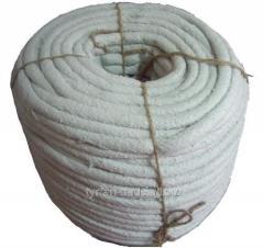 Асбестовый шнур на соединения глушителя