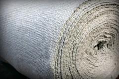 Асбо, ткань
