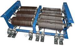 Блоки резисторов крановые