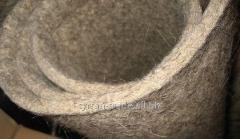Войлок для утепления собачей будки