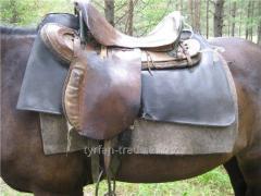 Войлок подхомутный шорный для лошадей