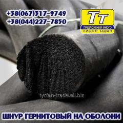 Гернитовый шнур (оболонь)