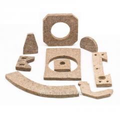 Детали из войлока (прокладки, кольца, сальники,