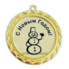 Жетоны для медалей