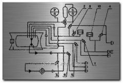 Изготовление мнемосхем металлических, мнемосхем на металле за 1 час в киеве на оболони
