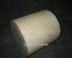 Капролон д. 340 мм, стержень, круг, болванка