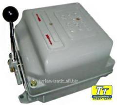 Командоконтроллеры ККТ-61А,  ККТ-62А, ...