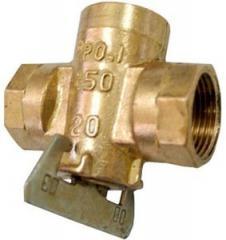 Кран пробко-сальниковый муфтовый 11б12бк (газ) ду20