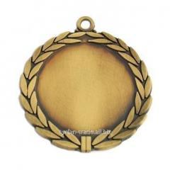 Медали наградные золото 70 мм