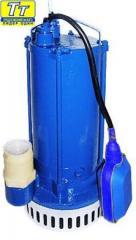 Насосы для загрязненных вод типа ГНОМ