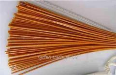 Пруток винипластовый для сварки диаметр 3мм-5мм
