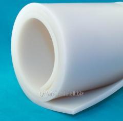 Резина силиконовая армированная