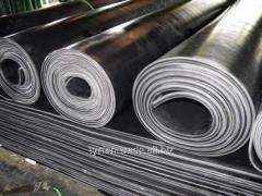 Резиновое покрытие для гаражей