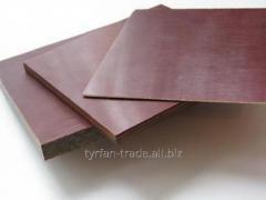 Текстолит листовой для лопаток насосов...