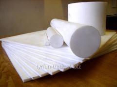 Фторопласт листовой 1,0х1000 мм рулонный