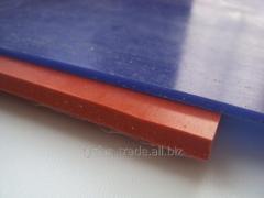 Фторсиликоновые резины-уплотнители и пластины для