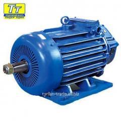 Электродвигатель 4МТН F 132 5,5квт/1000