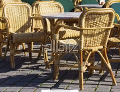 Мебель из лозы, плетеная мебель