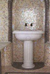 Мозаичная плитка для ванной, Мозаичная плитка
