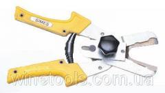 Ручний інструмент для кріплення крапельної трубки