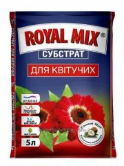 "Субстрат ""ROYAL MIX"" ДЛЯ ЦВЕТУЩИХ"
