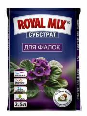 Субстрат ROYAL MIX  ДЛЯ ФИАЛОК