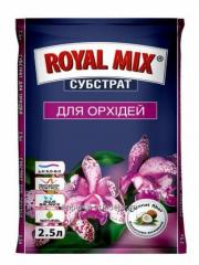 "Субстрат ROYAL MIX"" ДЛЯ ОРХИДЕЙ"