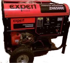 Электрогенератор Expert ZH6500E 5кВт, 25 л, 78.5кг