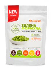 Витаминный комплекс «Зеленая формула»