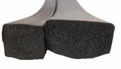 Profile the condensing rubber