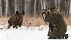 Приманка для полювання на копитних Hunt Expert