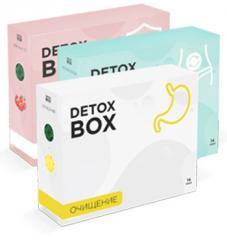 Комплекс средств для похудения Detox Box (Детокс Бокс)