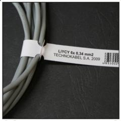 Маркеры кабельные пластиковые, купить,