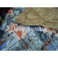 Blankets are silk