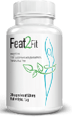 Капсулы для похудения Feat2Fit (ФитТуФит)