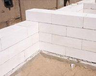 YuDK gas-concrete blocks