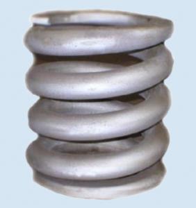 Винтовые цилиндрические пружины сжатия диаметр прутка 22 25 25 40 40 мм для работы в составе анкерных колонн и анкерных стяжек коксовых батарей, для передачи армирующего усилия от анкерных колонн на кладку, пр-во Днепротяжмаш, Украина