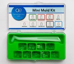 Набор силиконовых форм Mini Mold Kit для