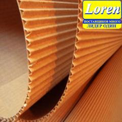 CORRUGATED FIBREBOARD (ALWAYS AVAILABLE - THE WIDE