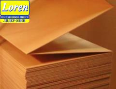 Cardboard sheet (always available - wide choice)